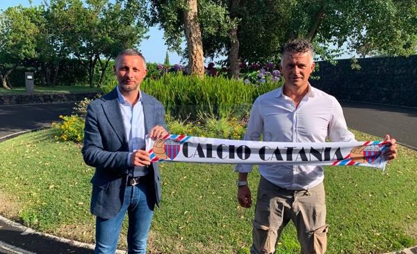 Francesco Baldini si lega nuovamente al Catania: l'allenatore ha sottoscritto un contratto biennale