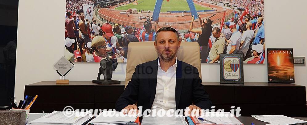 Serie C 2021/22, Catania ai nastri di partenza